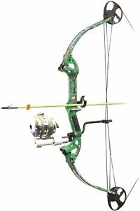 PSE Discovery 2 Bowfishing Package RTS Kit Green #1714BZRGN3040