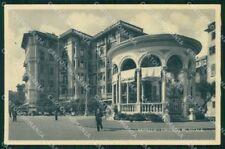 Genova Rapallo Chiosco Musicale cartolina RT0487