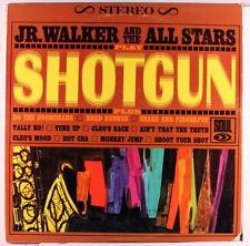 JR. WALKER: Play Shotgun LP (1st label, cut corner) Soul