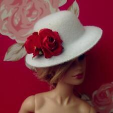 brand new handmade hat for fashion royalty silkstone barbie dolls fh-17