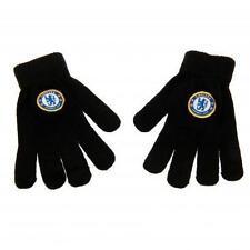 Équipements de football gants noirs taille unique