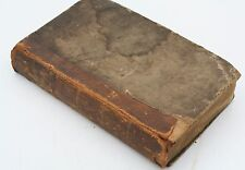 1842 Cincinnati Ohio Directory, Antique City Directory