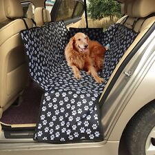 Car Pet Seat Cover Dog Cat Safety Mat Cushion Rear Back Seat Protector Hammock