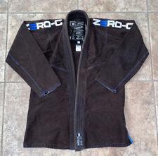 Tatami Fightwear Zero-G Brown Martial Arts Suit A2Xl