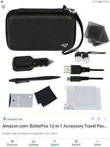 Butter Fox 12 in 1 accessories  Organizer/Carry Case