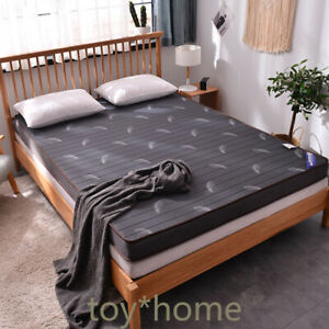 New Style Bedroom Furniture Folding Bed Latex Memory Cotton Mattress Comfortable