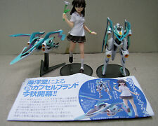 Kaiyodo Neo Capsule Pilot Ver. Rinne no Lagrange Aura Season 1
