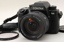 [Mint] Contax N1 Film SLR Camera Vario-Sonnar 24-85mm f/3.5-4.5 from JAPAN #180