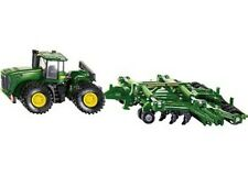 SIKU John Deere 9630 with Amazone Centaur 1:87 scale NEW tractor toy model 1856