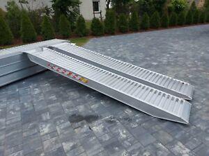 Aluminium Ramps  Heavy Duty 3500x50x10,5tons