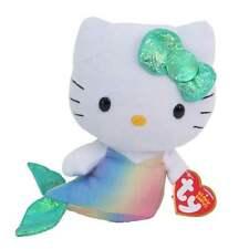 Super cute TY Beanie Hello kitty sanio collectable mermaid kitty soft toy