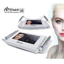 Artmex V8 Permanent Makeup Tattoo Eye Brow Lip Rotary Pen MTS PMU System Pro