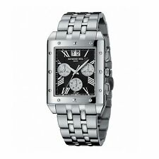 Raymond Weil 4881-ST-00209 Men's Tango Black Quartz Watch