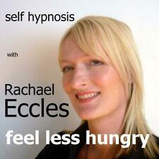 Feel Less Hungry Eat Less and Lose Weight Loss Hypnotherapy Self Hypnosis CD