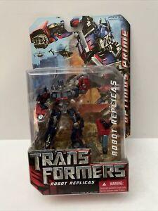 Transformers Movie Robot Replicas Optimus Prime Action Figure New