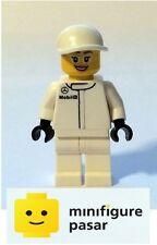 sc006 Lego Speed Champions 75911 - McLaren Mercedes Pit Crew Member Minifigure