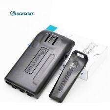 Battery Case (AA) &Belt Clip for Wouxun Portable KG-UVD1P KG-UV6D KG-669 Series