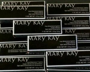 Mary Kay True Dimension Lipstick YOU CHOOSE COLOR New in Box FAST SHIP