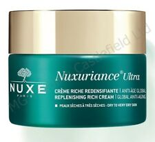 Nuxe Anti-Ageing Replenishing Rich Cream 50ml - For Dry Skin - New & Unused