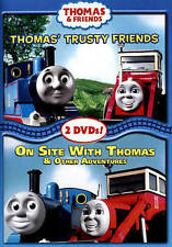 Thomas & Friends: Thomas Trusty Friends DVD