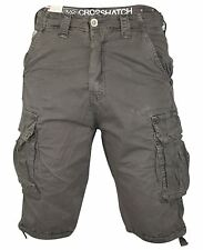 Crosshatch Cargo, Combat Shorts for Men