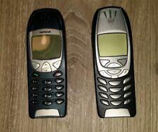 2 x Nokia 6210 black Ohne Simlock Handy von Freisprechanlage Audi A6 4b