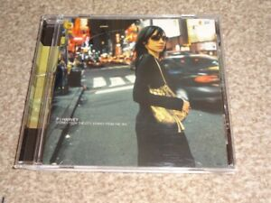CD ALBUM - PJ HARVEY - STORIES FROM THE CITY, STORIES FROM THE SEA