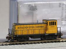 BACHMANN N SCALE GE 70 DCC DIESEL SWITCHER BETHLEHEM STEEL gauge train 82057 NEW