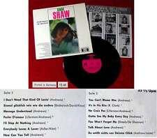 LP Sandie Shaw: Portrait in Musik (Pye LDVS 17 085) D 1965