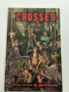CROSSED 3D, HARD COVER
