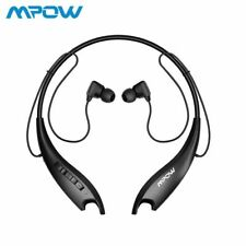 Mpow Jaws Gen 5th Bluetooth 5.0 Neckband Headphones 18h Playing Time Magnetic