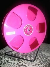 """Wodent Wheel Nail Trimmer-Exercise Combo 11""""(Pink/Red) Glider Shield  eBay Store"""