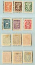Lithuania, 1927, SC 210-215, mint, wmk 198. d9530