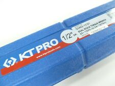 """KTPRO Dual Scale Torque Wrench **CASE ONLY**  G3462-1CG1 1/2"""" Dr"""