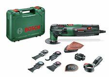 Bosch Utensile Multifunzione PMF 250 CES Set, Verde (l6Q)
