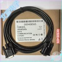 1PC NEW Yaskawa L/SGDA/SGDB/SGDE series servo debugging cable DE9408565