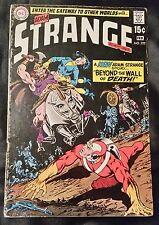 STRANGE ADVENTURES # 222 - DC COMICS - FEB. 1970