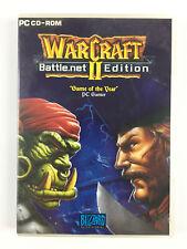 Warcraft 2 II battle net édition Jeu Sur PC