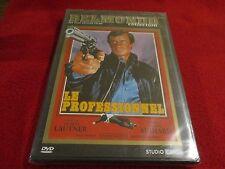 "DVD ""LE PROFESSIONNEL"" Collection Jean-Paul BELMONDO N°1, Robert HOSSEIN"
