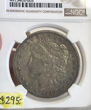 1890-CC Silver Morgan Dollar NGC AU 55