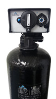 """Whole House Well Water Filtration System 9""""x48"""" Backwash GAC Carbon + KDF 85 USA"""