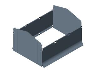 Arrow Fabric Enclosure Kit for 12 x 20-ft Carports (Metal carport NOT included)