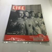 Life Magazine: February 9 1942 - Versailles Chorus