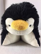 Dream Lites Pillow Pet Playful Penguin Plush Nightlight Star Projector 11""