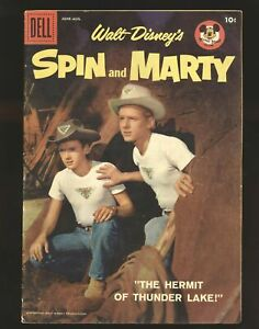 Spin & Marty # 6 VG/Fine Cond.