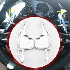 Add-On Gear Steering Wheel Shift Paddle Trim For BMW F20 F30 F31 F10 F48 F25 F15