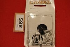 Games Workshop Warhammer 40k Astra Militarum Tank Crew Imperial Guards NIB Metal
