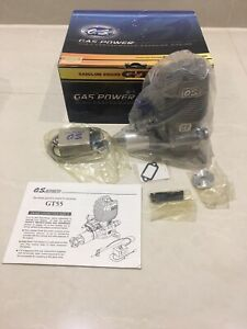 OS Engine - OS GT 55 - Gas Power - Brand New!