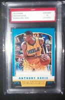 2012 Panini Basketball Anthony Davis ROOKIE RC #241 10 GEM MINT