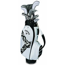 New Callaway Ladies Solaire 2 Black 12pc Complete golf club set womens 12 piece